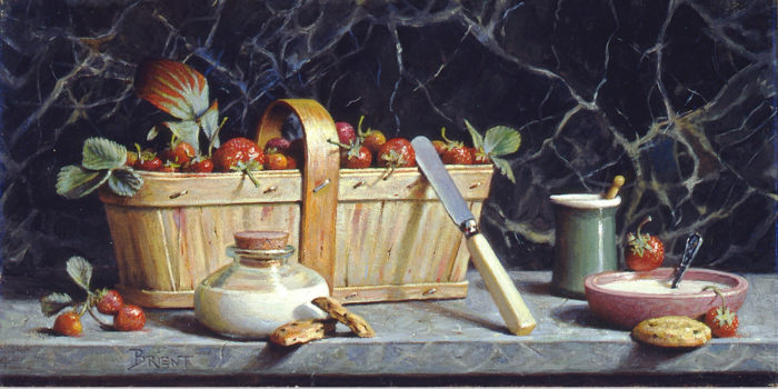 Le Goûter de fraises