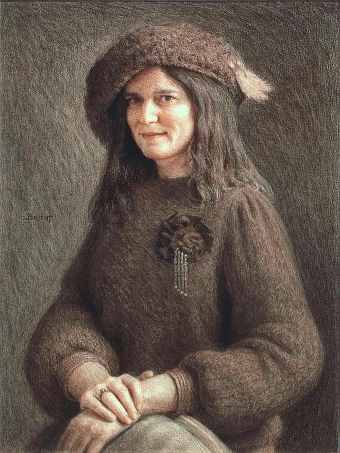 My Mona Lisa (Hélène)